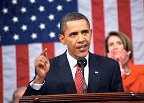 President Obama addresses Congress