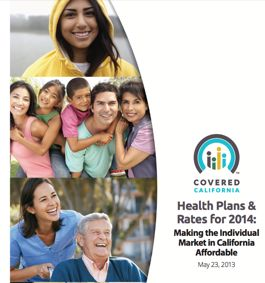 covered california has rates and plans in proposal book