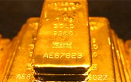 Gold bars for story on health insurance metal levels