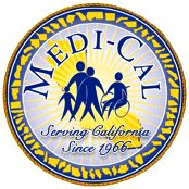 Medi-Cal logo for health care