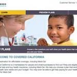 Covered Cal web enrollment back