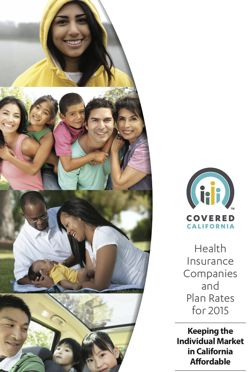 2015 california obamacare rates